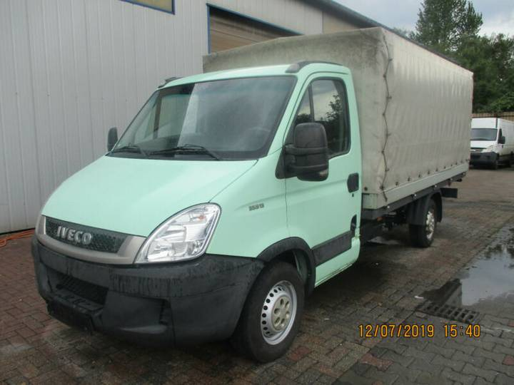 Iveco Daily 35S13 MAXI 1.Hand EURO 4 - 2010
