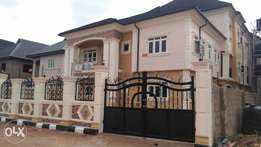 Newly Built Luxury 3bed Rooms Flat at Okota Isolo. 800k and 900K.Up