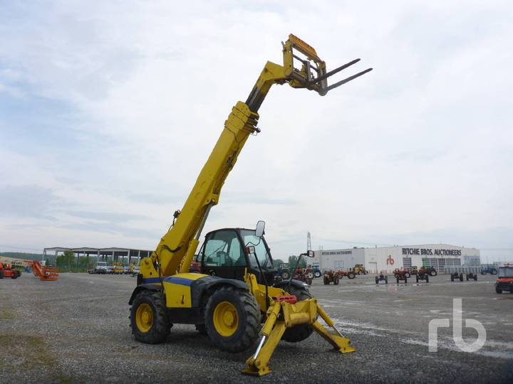 JCB 540-170 4000 Kg 4x4x4 - 2006 - image 5