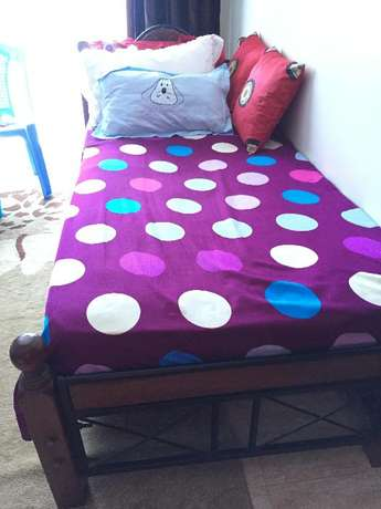 A good bed of 3x6 with a mattress Kileleshwa - image 2