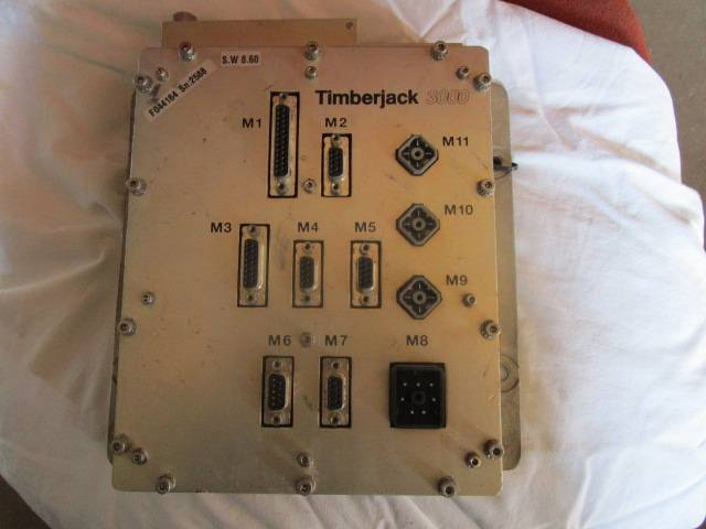 Timberjack Mcm Modul