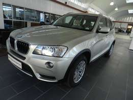 BMW X3 2.0 diesel 2011 model with 144000 km on