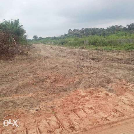 Buy a plot in a private owned estate land. Buy and be at peace. Ibeju - image 3