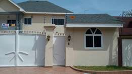 New 4 bedroom with 1 boys qtrs for rent at East legon
