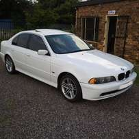 BMW E39 530i Stripping for spares