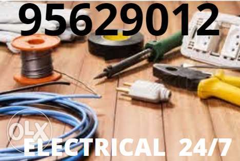Have you any issue about electric and plumbing we can help for you.