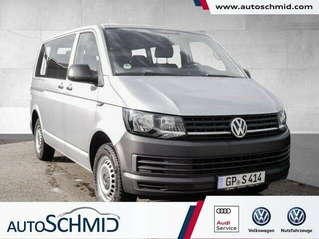 Volkswagen Transporter T6 Kombi 2.0 l TDI EU6 75 kW Euro6 - 2016