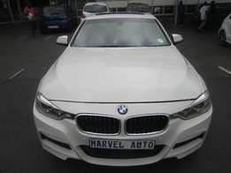 2014 Bmw 3 Series 320d Gt M Sport Auto F30 For R250,000