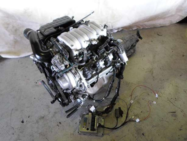 High quality Lexus v8 engine and gearboxes for sale Pretoria West - image 2