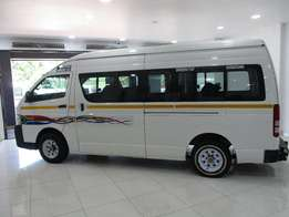 2014 TOYOTA QUANTUM 2.5 D4D 16 seater for sale