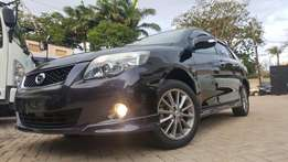 Toyota fielder TRD EDITION X202 package full LEATHER INTERIOR design