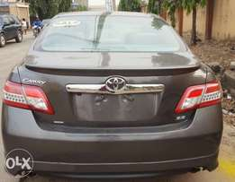 Very clean Tokunbo Toyota Camry sport