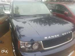 One year used range rover sports 2008 upgraded too 2012 tincan cleared