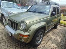 Jeep Cherokee, year 2005, in Mint Condition