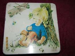 Vintage - A Very Special Cookie Tin