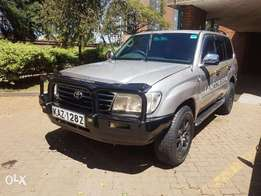 Land cruiser Amazon VX