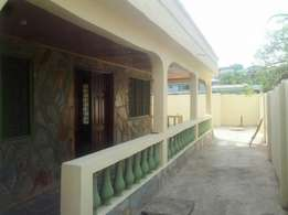 A very beautiful house at McCarthy junction for rent