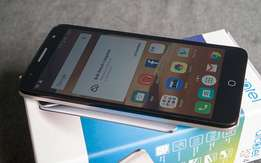 Clean Alcatel Pop 4 with Accessories