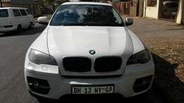 2009 Automatic BMW X6 3.5 For R450,000