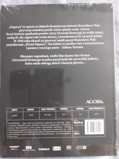 Płyty Dvd Papusza Jack Strong Obietnica Uśmiech Losu