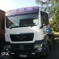 2010 MAN TGS 27.440 for sale