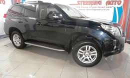 2010 toyota prado 4.0 v6 vx a stunning suv in showroom condition
