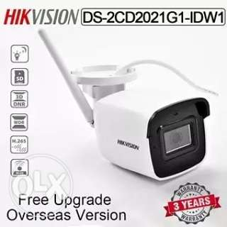 Original Hikvision DS-2CD2085FWD-I 8MP 4K Ultra HD POE H.265 Network B