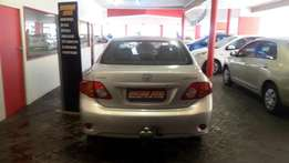 2007 Toyota Corolla 1.6 ADVANCED, R129995, EXCELLENT CONDITION!!!