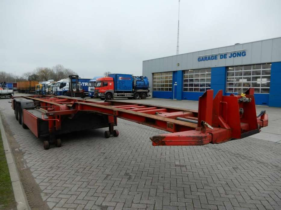 Pacton 40 / 45 Ft Chassis / Bpw Disc - 2005