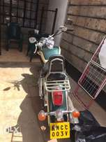 Honda shadow 400 clean