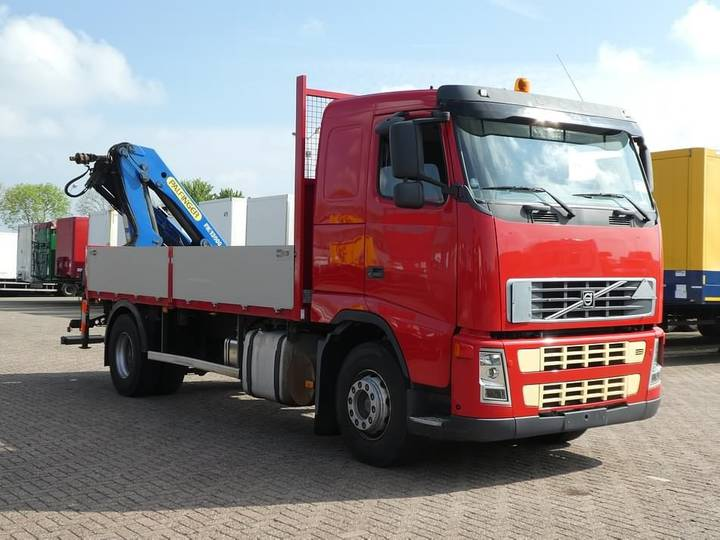 Volvo FH 12.420 palfinger 13000 a - 2005