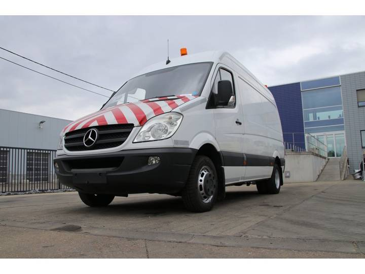 Mercedes-Benz SPRINTER 519 CDI - 148.918 KM - 2010