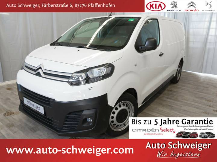 Citroën Jumpy KaWa Business M PTS hinten Klima Radio DAB - 2017