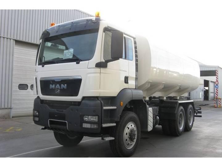 MAN TGS 40.440 BB-WW 6X6 - 25000 liters - 2018