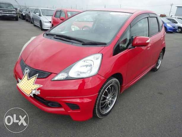 Honda fit 2010 - fully loaded with DVD screen Mombasa Island - image 1