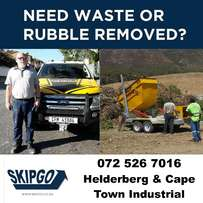 Skips for hire in Strand at Skipgo