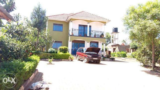 4bedroomed stand alone mansoin for rent in namugongo at 2.5m Wakiso - image 1