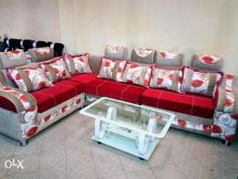L shaped seats at affordable price