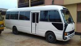 36 seaters Toyota Coaster Bus
