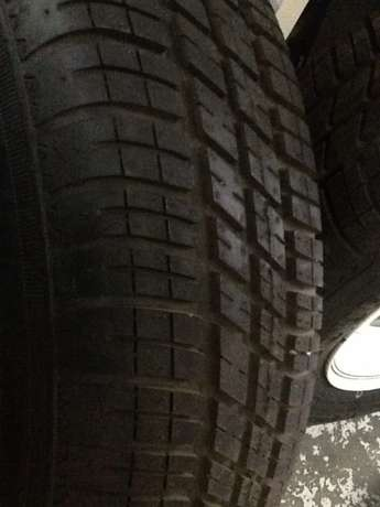 Tyre 155/80/13 (BHP615) Melville - image 2