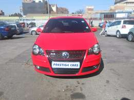 2008 VW polo gti 1.8 Hatchback R98000