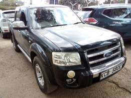 Ford Ranger 2007 - Manual - Great for travelling upcountry