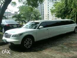 Professional Limousine and Exotic Car Hire Service