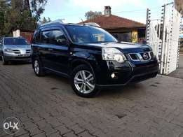 2010 Nissan Xtrail New Shape with Hyper Roof
