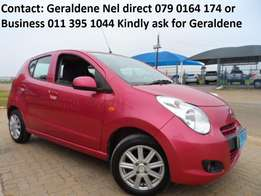 2014 Suzuki Alto 1.0 GLX Great Fuel Saver 91000kms Call Geraldene Now