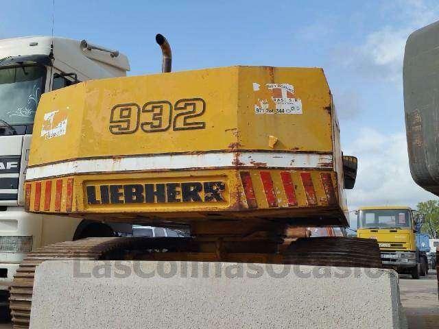 Liebherr 932 - 1995 - image 8