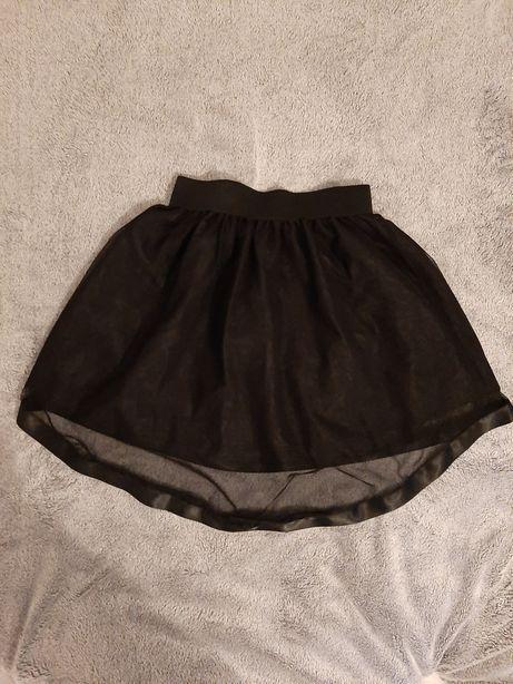 Spódnica tiulowa modna pompony no name 9 lat 134 cm Mogilany