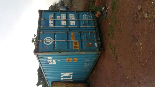 40ft high cube shipping container Kampala - image 1