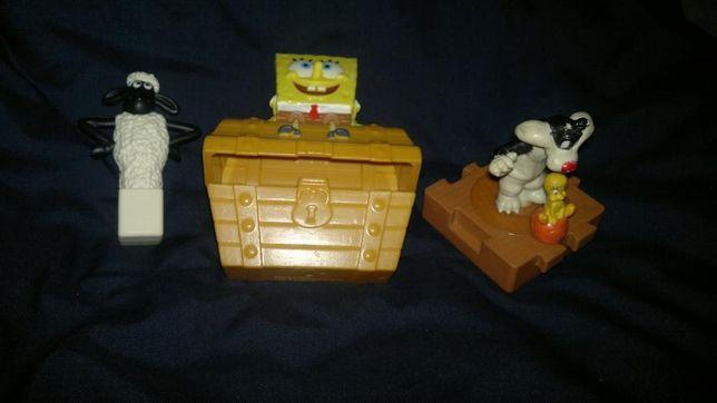 Baranek Shaun Tweety I Kot Sylwester Spongebob łódź Widzew Olxpl