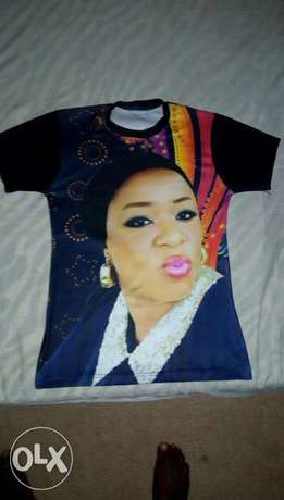 3D sublimation (your picture Direct on your shirt) Akure - image 4